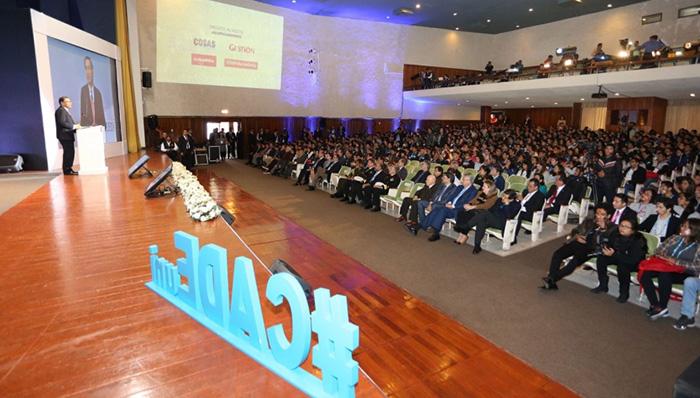 CADE Ejecutivos 2018 se inicia en Paracas