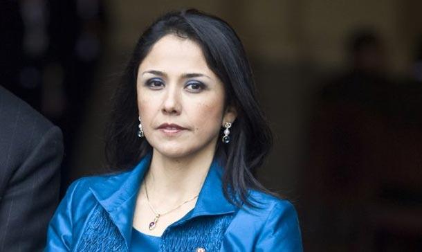 Nadine Heredia podrá salir del país pero deberá regresar cada mes